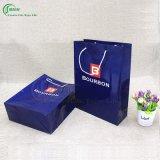 Цветастая хозяйственная сумка бумаги печатание логоса (KG-PB058)
