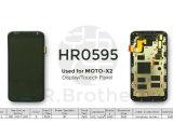 Оптовый экран касания LCD мобильного телефона для вспомогательного оборудования мобильного телефона Motorola X2