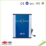 Máquina montada en la pared del purificador del filtro de agua del RO para la consumición casera