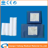 Fasciatura rotolata garza medica del cotone di alta qualità dei materiali di consumo