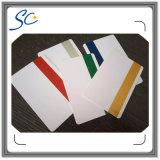 PVC 공백 다채로운 자석 줄무늬 카드