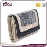 Бумажник PU женщин конструкции способа цветов Fani 3 кожаный