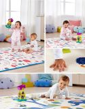 아기 실행 매트 아기 08d6를 위해 포복하는 바느질 작풍 자물쇠 안전 물자 사례