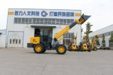 Carregador telescópico do crescimento da alta qualidade da tonelada T2000 de Eougem 2 feito em China