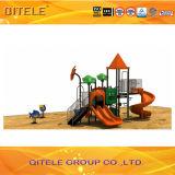 Kind-Spielplatz-Gerät mit '' galvanisierter Pfosten 4.5 für Schule