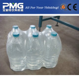 Empaquetadora del encogimiento de la empaquetadora del vidrio de agua mineral