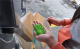 Lijn PE/PP van de Schroef van de glasvezel de Tweeling Plastic Korrelende voor het Vullen Masterbatch