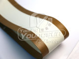 Nonstick пояс тефлона для машины упаковки Rolls туалета