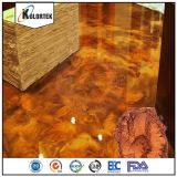 Perlado metálico Pigmentos para Epoxi Revestimiento de Pisos