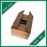 工場カスタムペーパーワイン・ボトルのパッケージボックス