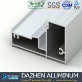 Perfil de aluminio de aluminio de la puerta de plegamiento para el mercado de Suráfrica