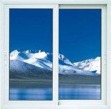La plus défunte porte Windows de tissu pour rideaux de constructeur de la Chine de modèle avec le gril