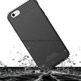 Конфета сетчатой конструкции мягкая красит iPhone 7/7 аргументы за мобильного телефона добавочным
