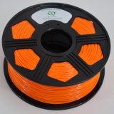 carrete blanco del filamento 1kg de la impresora del PLA 3D de 1.75m m (2.2 libras) para la impresora 3D