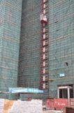 Grue de levage d'élévateur de câble métallique de construction