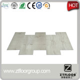 Plancher de vinyle de PVC de polymère de vinyle de techniques de plancher de PVC