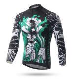 OEM Jersey de ciclagem feita sob encomenda, bicicleta Jersey da alta qualidade, partes superiores de ciclagem Jersey