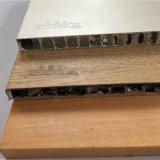El panel de aluminio del panal del emparedado para decorativo interior