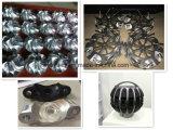Serviço de trituração do CNC do plástico e do metal