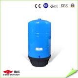 Минеральный горизонтальный и вертикальный бак для хранения воды типа