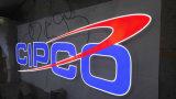 Affaires d'avant de système de mémoire de marque annonçant la lettre acrylique de la Manche de DEL