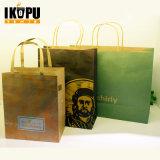 Nuevo bolso del regalo de Kaft con la alta calidad para la panadería y las compras