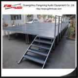 Rutschfestes Stadiums-Plattform-lange Lebensdauer-Aluminiumstadiums-gutes Stadium