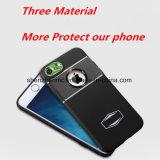 3 en 1 móvil/caja del teléfono celular para el iPhone 7