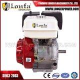 motor de gasolina de 5.5HP 168cc Gx160 con Ce