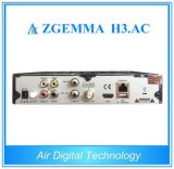 OS Zgemma H3 di Enigma2 Linux. CA con la Impostare-Parte-Casella combinata del sintonizzatore di DVB-S2 ATSC