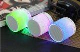 Colorful Fashion Rock Crack Boîte de musique Bluetooth pour téléphone portable Pad Tablet