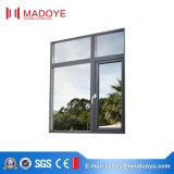 [إيوروبن] أسلوب ضعف زجاجيّة ألومنيوم شباك نافذة يجعل في الصين