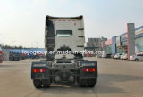 De Vrachtwagen China van de Tractor van Sinotruk van Hotsell hOWO-T7h 6X4