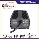 o reator terminado dobro de 630W 860W CMH 1000watt HPS Mh Digital para hidropónico interno cresce sistemas