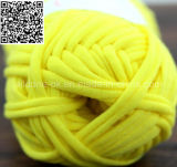 Hand Knitting Crocheting Fancy Tape Gancho Gancho Bag Strip T-Shirt Yarn