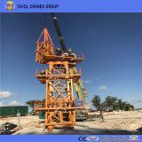 prix utilisé de grue à tour de machines de construction de grue à la tour 5013 6ton