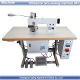 Máquina de coser del cordón del ultrasonido