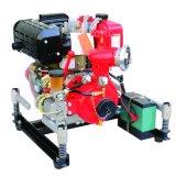 Bomba portátil centrífuga da luta contra o incêndio com motor Diesel Jbc5.2/8 Bj-10b