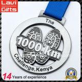 도매 관례는 아연 합금 Marathon&Nbsp를 수여한다; 메달