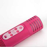 Microphone de câble par téléphone cellulaire portatif multifonctionnel