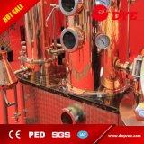 250Lまだ銅のAlembicアルコール蒸留装置の鍋