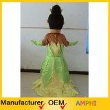 Plush Costume Tiana王女のマスコットの衣裳