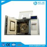 Gascromatografia solvibile di analisi del residuo