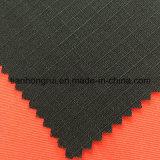 Tissu 100% ignifuge durable de coton d'usine de la Chine pour des vêtements