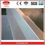 Comitato perforato decorativo esterno del metallo dell'alluminio