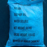 50% 농업 칼륨 황산염 (입자식) 빵조각