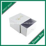 クラフト紙ボックススライドの開いたボックス(FP0200029)