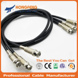 75 коаксиальный кабель Tri-Экрана кабеля RG6 ома CATV RF
