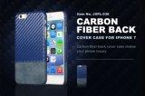 Fibra da serpente/Weave/carbono/caixa de couro do telefone móvel do PC do plutônio teste padrão do crocodilo para o iPhone para a nota 5 da galáxia de Samsung
