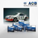 Cores de pintura metálica automotiva